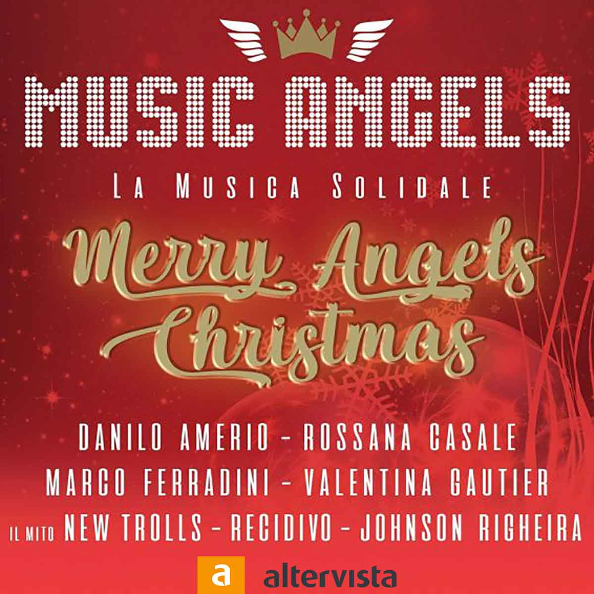 Altervista: Music Angels, La Musica Solidale, Nel Cast Anche Ilgiovane RapperRecidivo