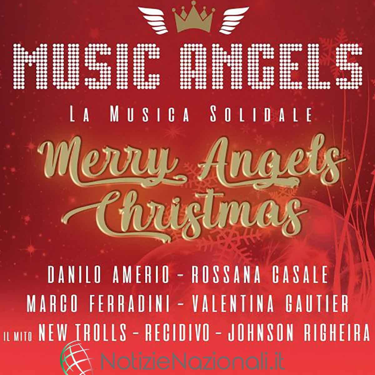 Notizie Nazionali: Recidivo Sale In Vetta Alle Classifiche Con Music Angels