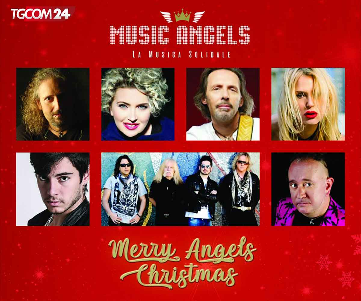 TgCom24: Music Angels, Anche Recidivo Partecipa Alla Musica Solidale